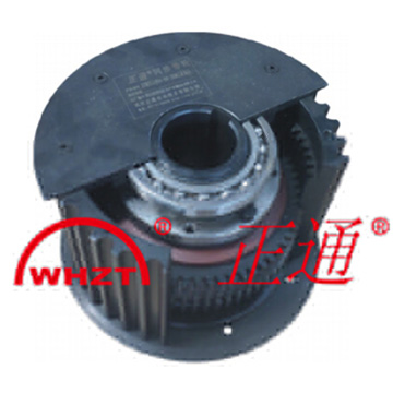 ZTML带扭矩限制器的同步带轮